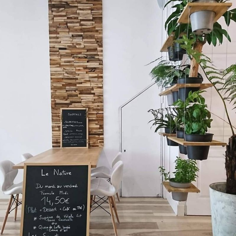 Le Nature - Restaurant Pertuis